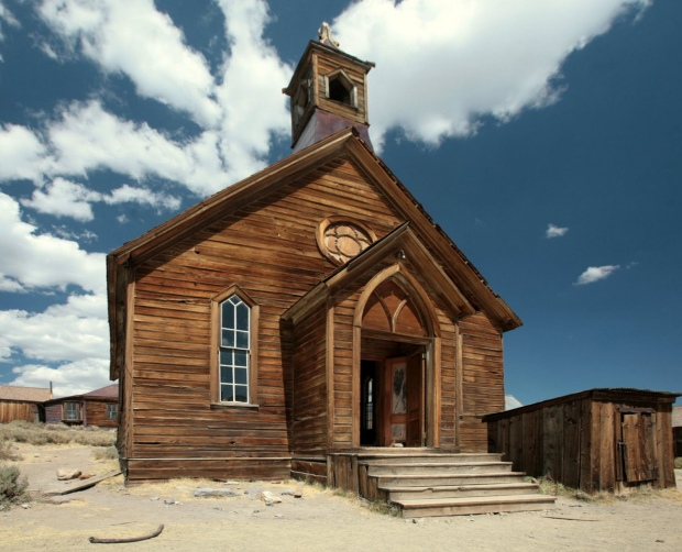 Church of Bodie