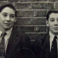 Mugshot Mondays: Kray Twins by Linda