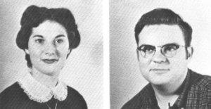 Carol King and Robert Jenson