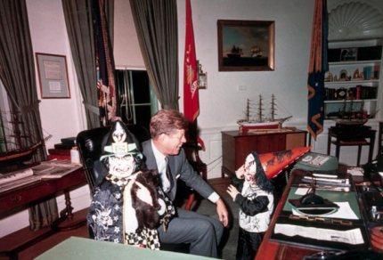 JFK halloween