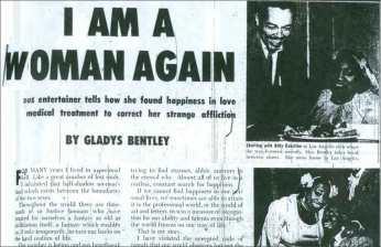 gladys bentley